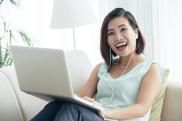 Tener clase en línea