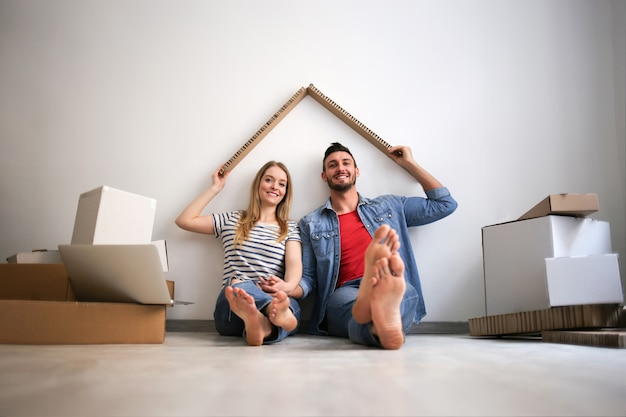 Tener un nuevo hogar