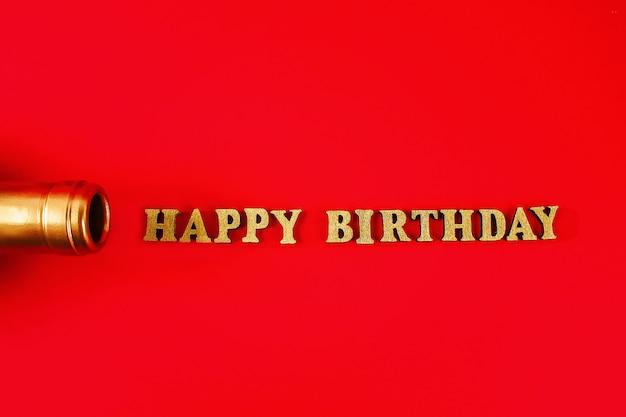 Texto feliz cumpleaños