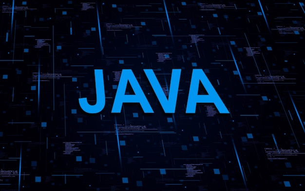 Texto del lenguaje de programación java