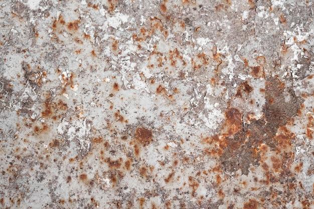 Textura de acero oxidado y rayado