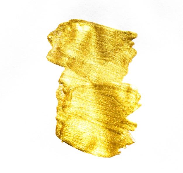 Textura de acuarela de oro