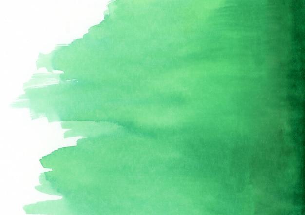 Textura de acuarela verde