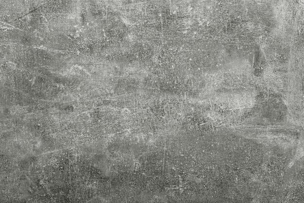 Textura del antiguo muro de hormigón negro
