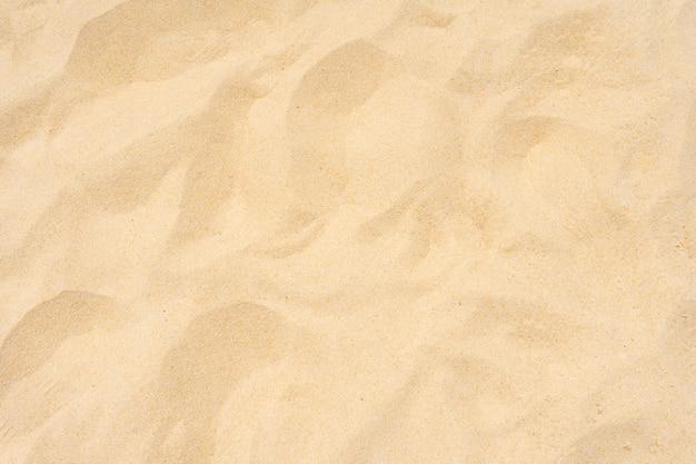 Textura de arena hermosa naturaleza en verano