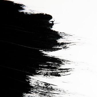 Textura artística de pinceladas de pintura