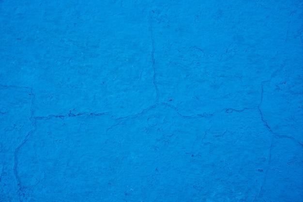 Textura azul de la pared