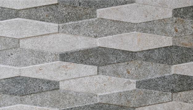 Textura de azulejos decorativos formando figuras geométricas