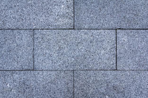 Textura de baldosas de hormigón. fondo de pavimento de la ciudad. textura de acera de la calle.