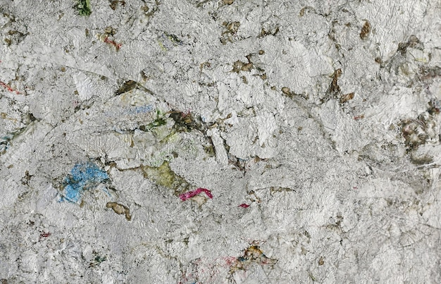 Textura de cajas de cartón reciclado