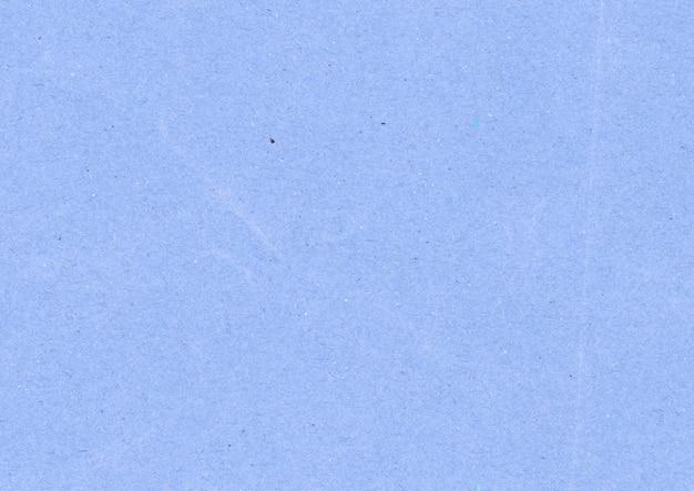 Textura de cartón azul