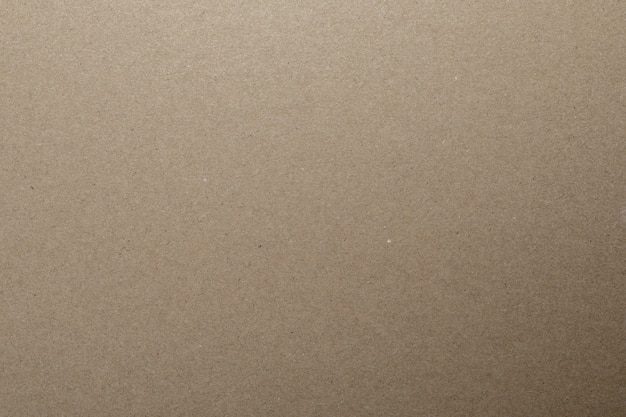 Textura de cartón kraft