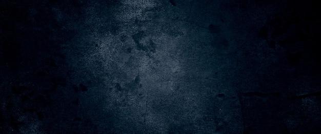 Textura de cemento de terror. fondo de miedo grunge. muro hormigón viejo negro