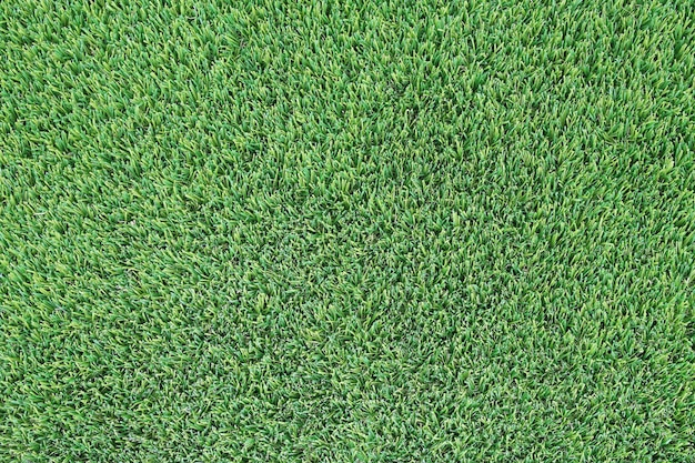 Textura de césped verde artificial como fondo