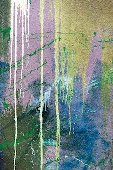 Textura colorida del arte de la calle del graffiti