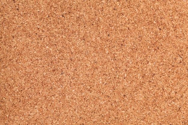 Textura de corcho, fondo de corcho