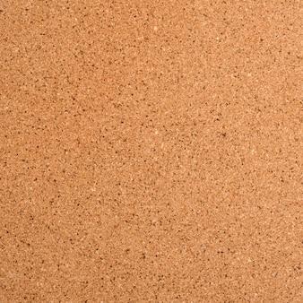 Textura de corcho, panel de corcho o tablón de anuncios