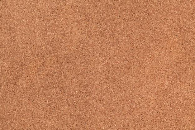 Textura de corcho, panel de corcho