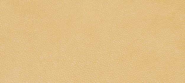Textura de cuero naranja