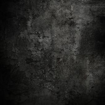 Textura de cemento negro