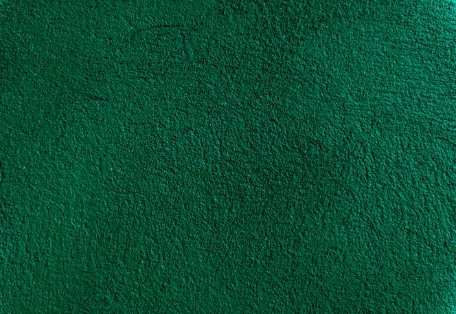 Textura de fondo de pared de pintura verde