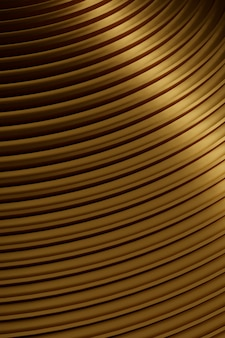 Textura dorada abstracta creativa