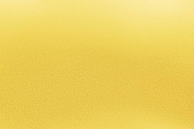 Textura dorada ligera, superficie de la pared dorada