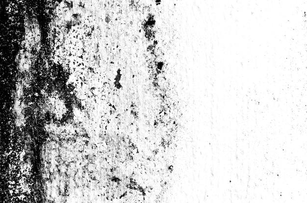 Textura estilo grunge abstracto blanco y negro