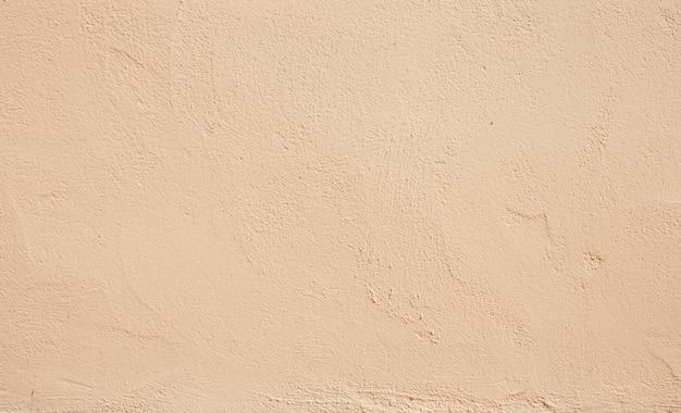 Textura de estuco de color ocre.
