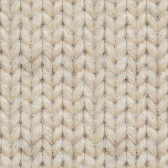Textura sin fisuras de suéter de punto