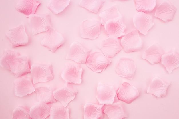 Textura de flores para diseño.