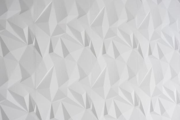 Textura de fondo blanco con diseño geométrico