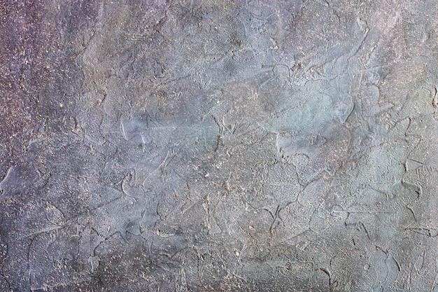 Textura de fondo de estuco de piedra violeta pared de hormigón