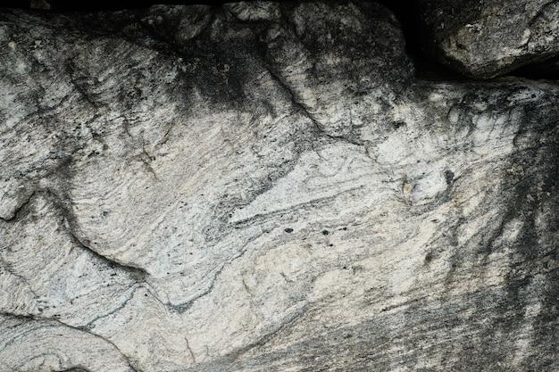 Textura de fondo de montaña de piedra gris naturaleza