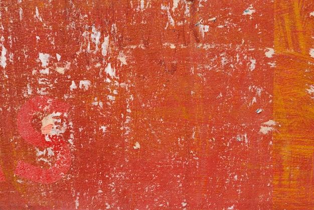Textura de fondo de pared de madera manchada vintage