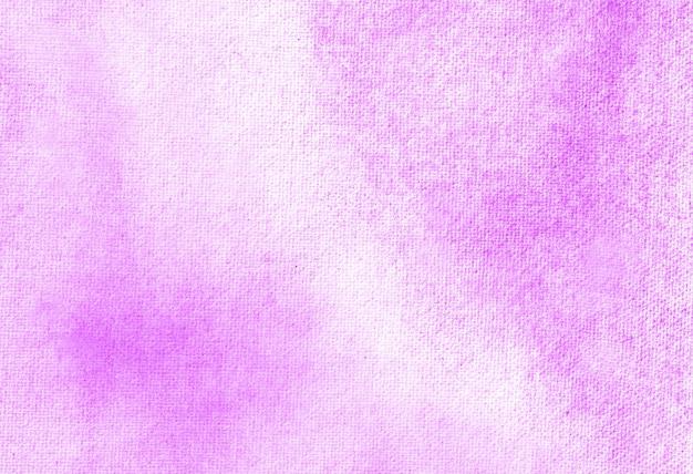 Textura de fondo pintada a mano de acuarela pastel abstracto rosa.