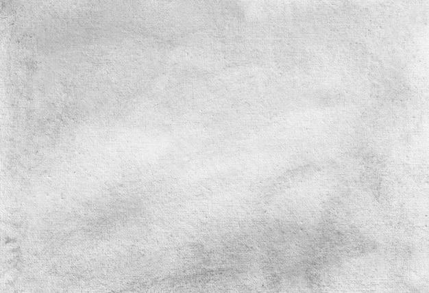 Textura de fondo pintado a mano acuarela pastel abstracto blanco y negro.
