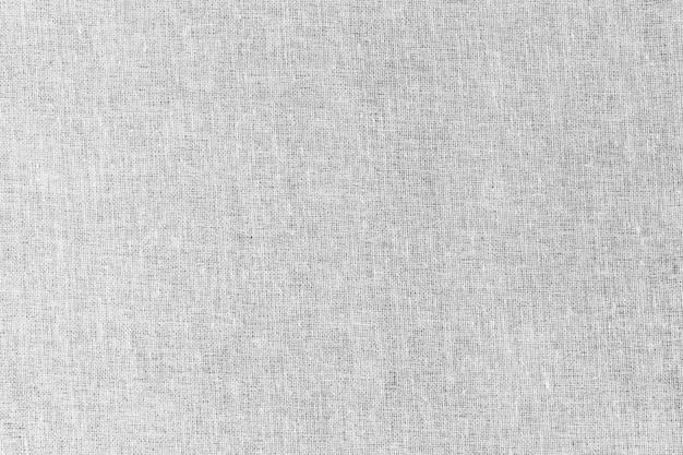 Textura de fondo de la portada del libro hecha de lona gris claro
