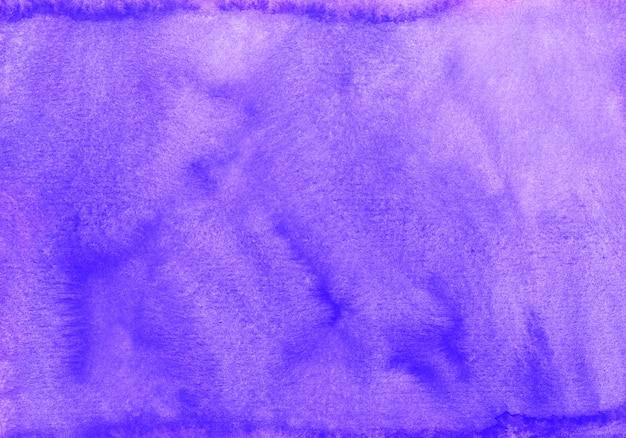 Textura de fondo púrpura líquido acuarela