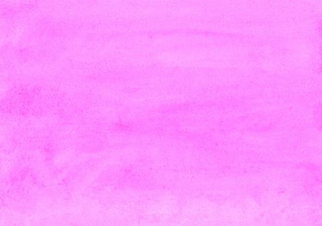 Textura de fondo rosa acuarela. telón de fondo abstracto aquarelle.