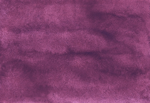 Textura de fondo rosa oscuro vintage acuarela