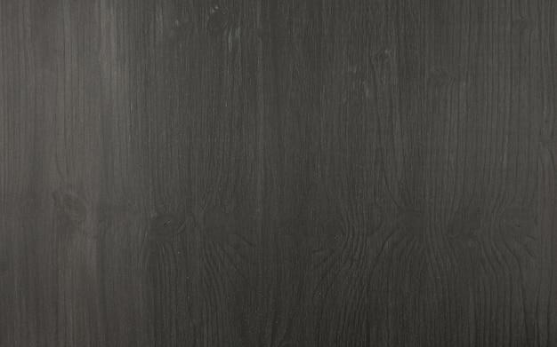 Textura de un fondo de tablero de madera negra
