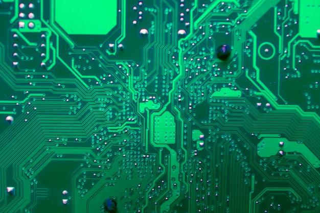 Textura de fondo de tecnología