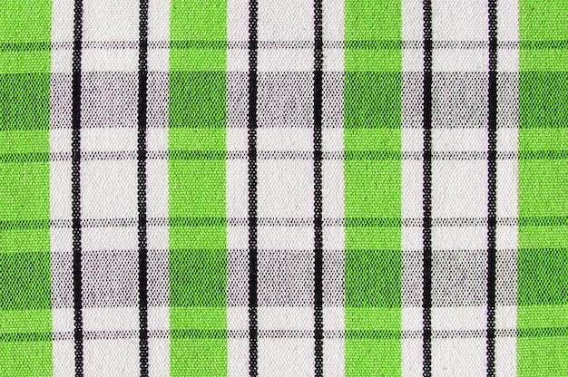 Textura de fondo de tela rayada