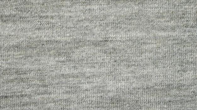 Textura de fondo de tela de tela gris abstracto