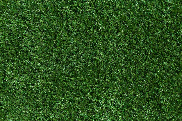 Textura de hierba artificial