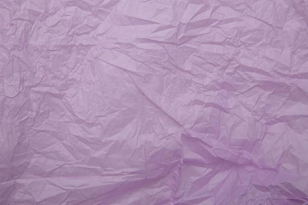 Textura de hoja de papel arrugado