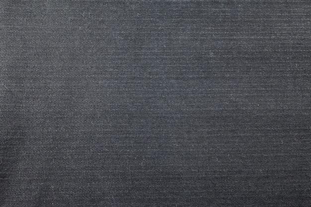 Textura de jean negro