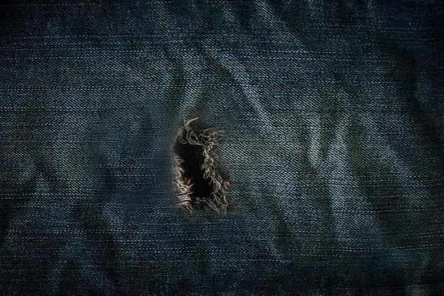 Textura de jeans de mezclilla azul para el fondo