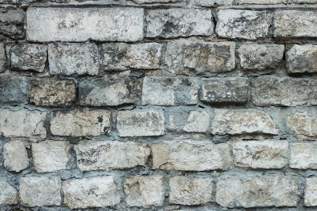 Textura de ladrillo antiguo closeup como